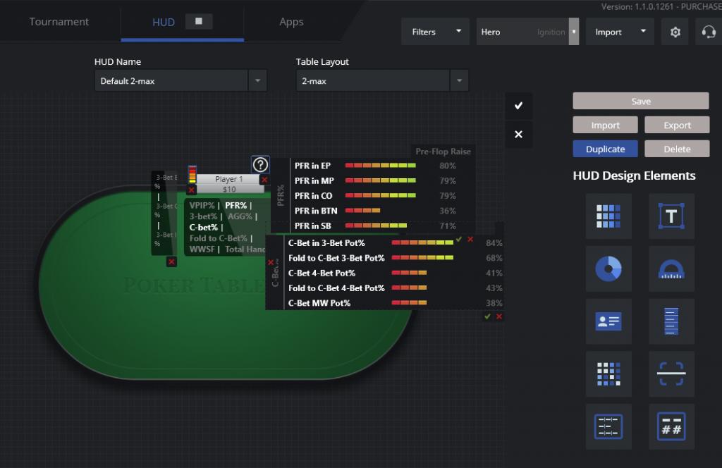 poker player tracker