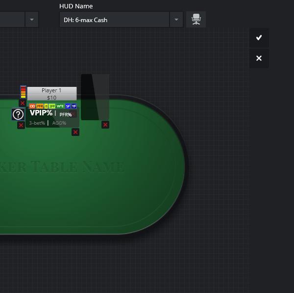 poker hud creation
